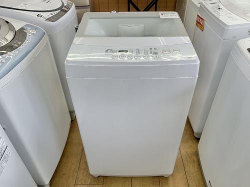 ニトリの全自動洗濯機