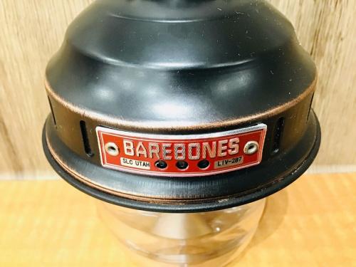 BAREBONESのベアボーンズ