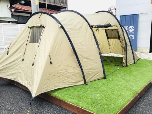 テントのNORDISK