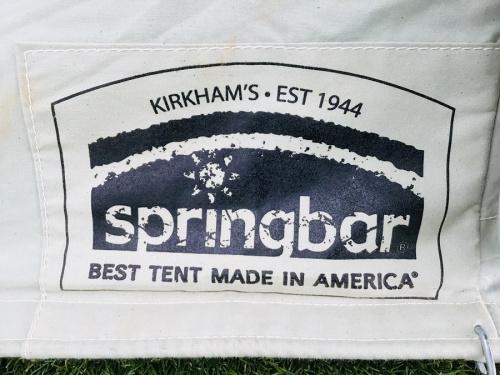 テントのKirkham's