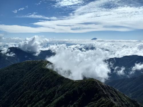 登山用品の孤高の山行記録