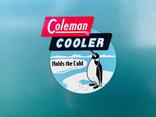 コールマンのペンギンクーラー
