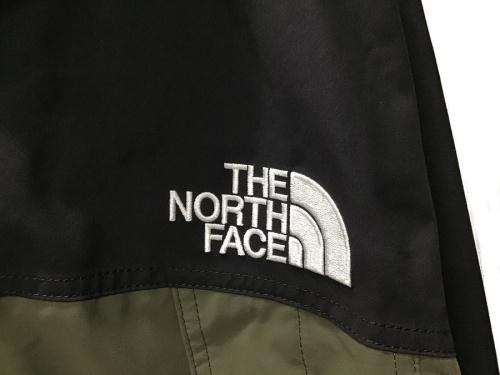 ノースフェイスのマウンテンライトジャケット