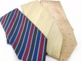 メンズファッションのネクタイ
