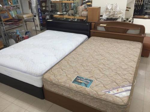 ベッドの2段ベッド