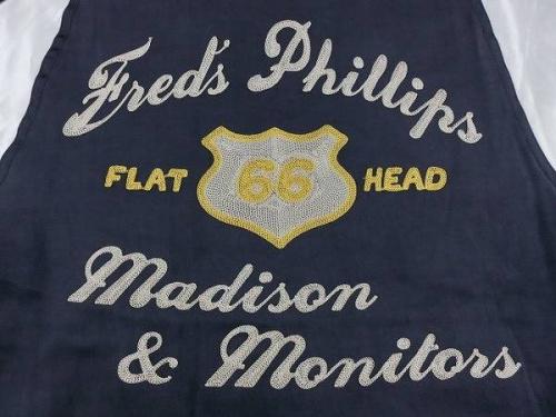 フラットヘッドのTHE FLAT HEAD
