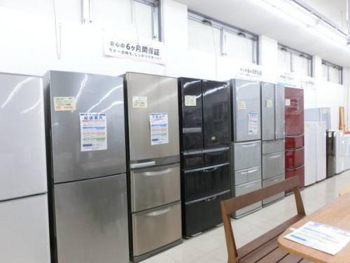 冷蔵庫の1人暮らし