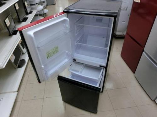 2ドア冷蔵庫のSHARP