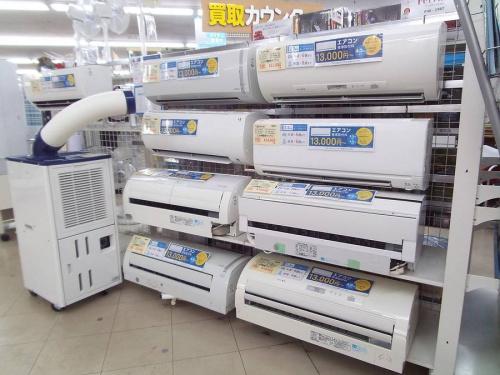 除湿機の洗濯機