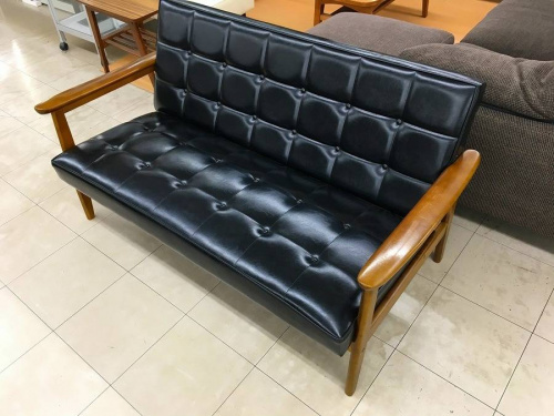 カリモク60のソファ