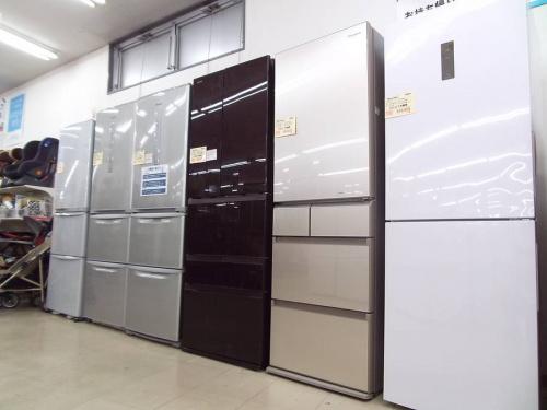 テレビの冷蔵庫