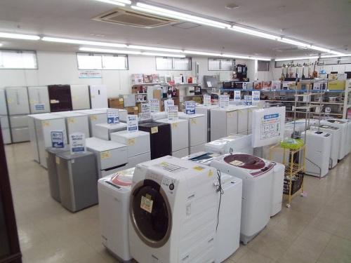 洗濯機の暖房
