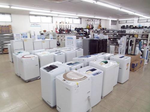 洗濯機の季節家電