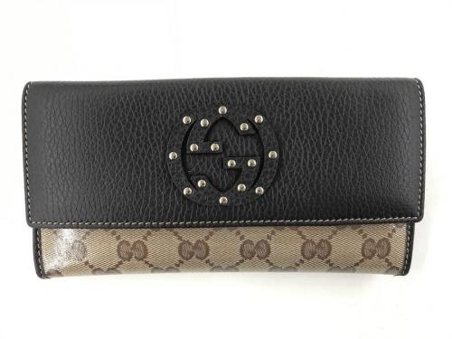 未使用品の財布