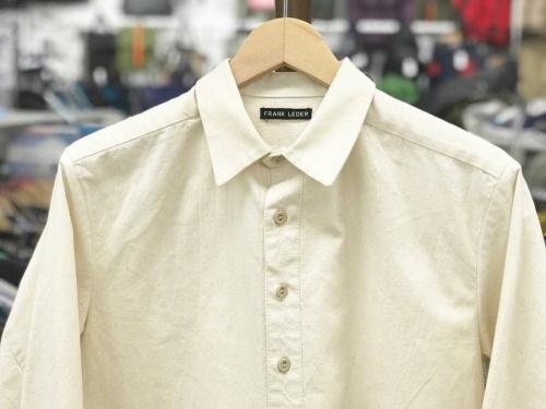 シャツのFRANK LEDER
