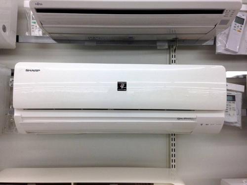 エアコンの除湿機
