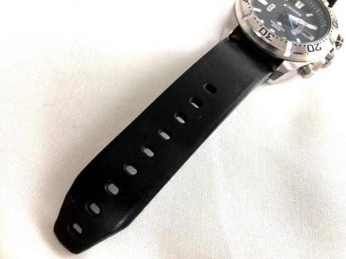 牛久腕時計のCITIZEN