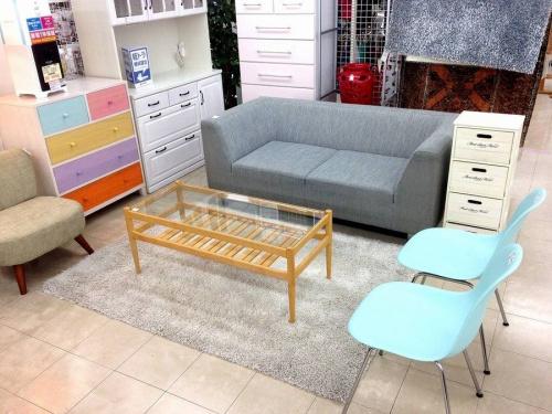ソファの牛久家具