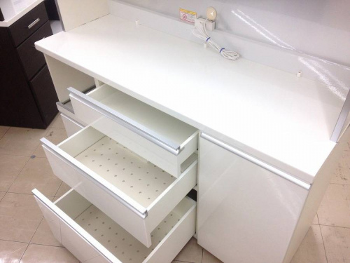 カップボード・食器棚の家具買取