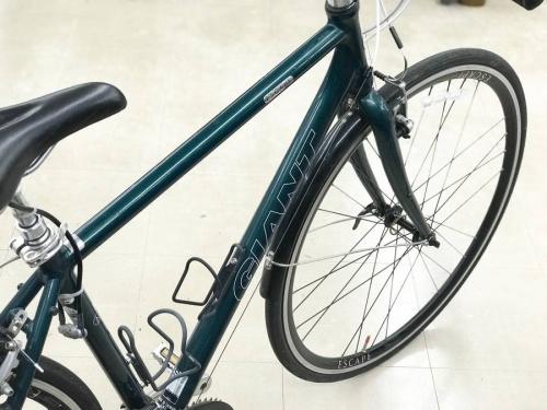 折りたたみ自転車のPanasonic