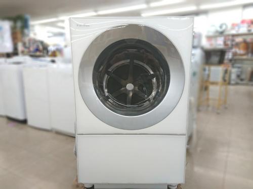 中古洗濯機のドラム式洗濯乾燥機