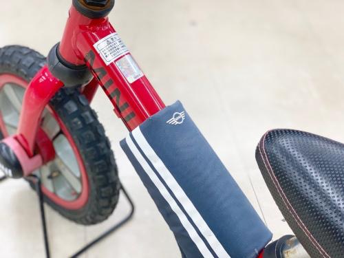 自転車のBMW
