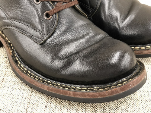 ブーツのWHITE'S