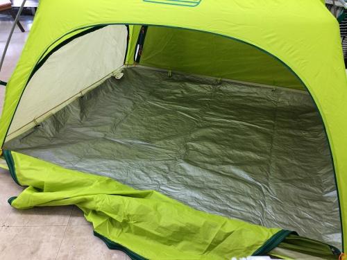 テントのスクリーンシェード