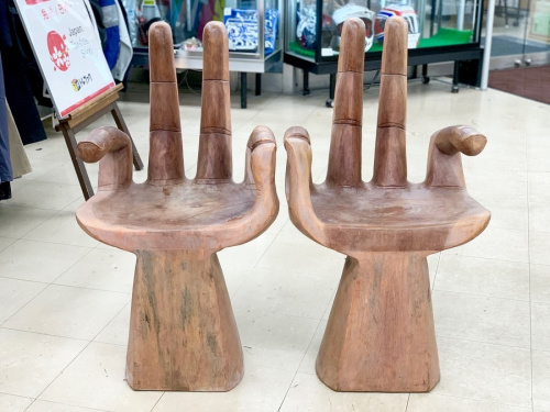 テーブルの取手家具