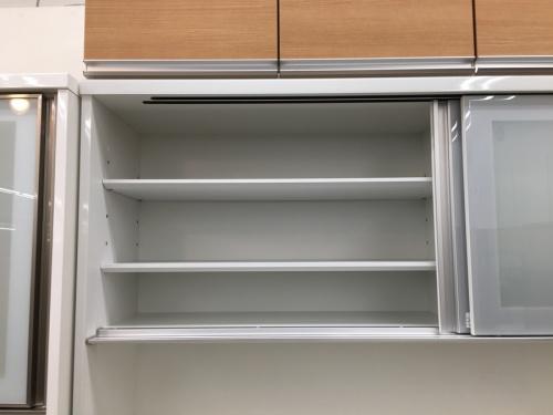 キッチン収納のレンジボード