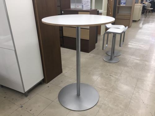 テーブルのカウンターテーブル・チェアセット