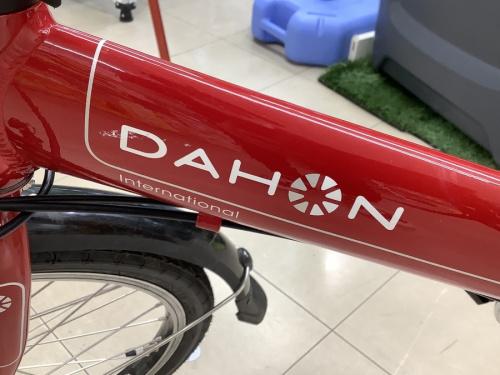 自転車のDAHON