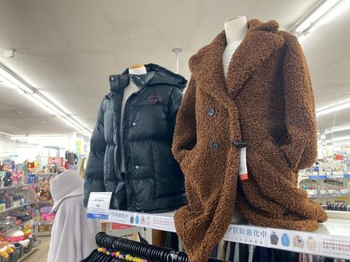 冬物衣類の買取