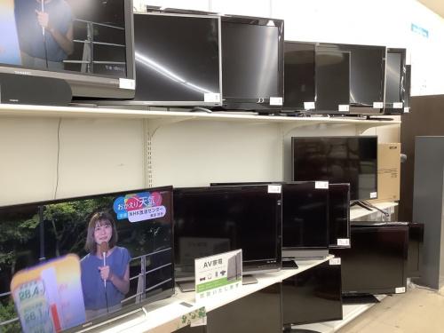 テレビの買取