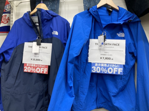 冬物衣類の買取・販売