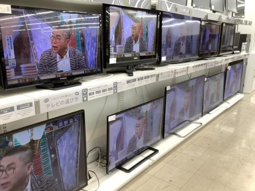 AV機器の液晶テレビ