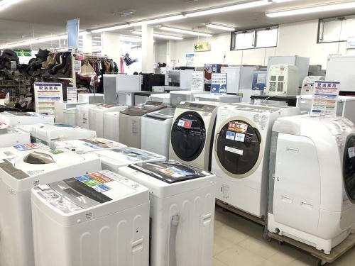 洗濯機の炊飯器