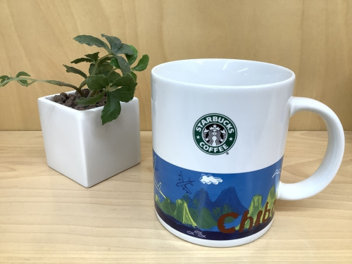 マグカップのSTARBUCKS COFFEE