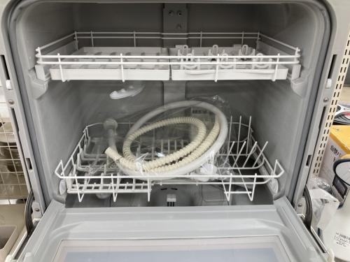 食洗器の食器洗い乾燥機