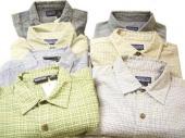 パタゴニアのシャツ