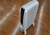 オイルヒーターの冬物家電