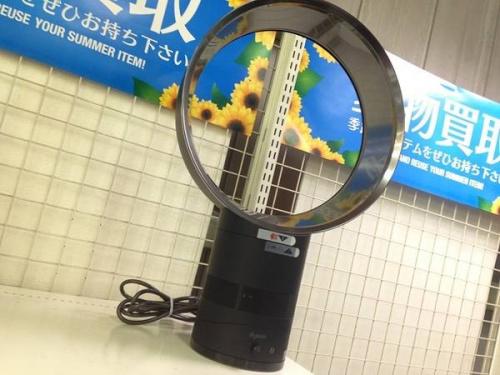 所沢家電の扇風機