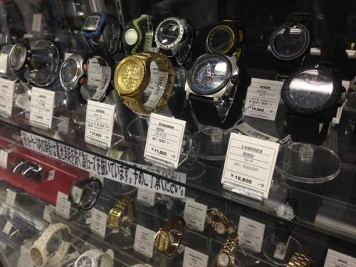 所沢腕時計