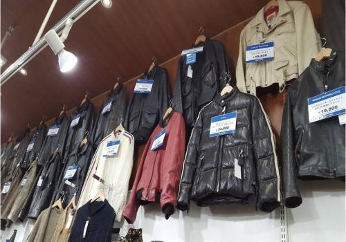 ジャケットの所沢メンズ衣類