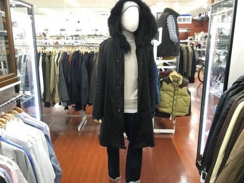 コートの所沢メンズ衣類