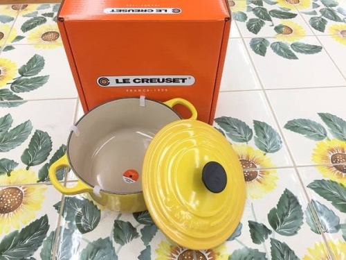 キッチン雑貨のLE CREUSER