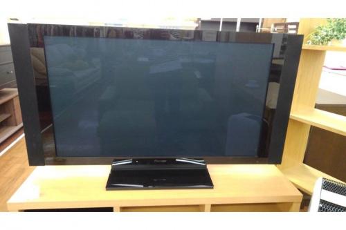 デジタル家電のプラズマテレビ