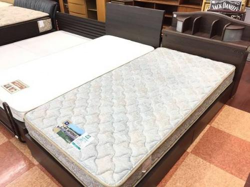 ベッドの寝具
