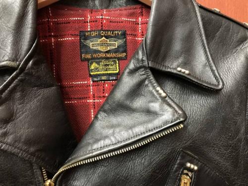 ジャケットのリアルマッコイズ(THE REAL McCOY'S)