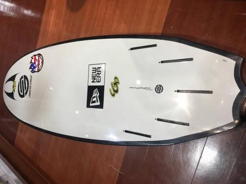 サーフィンのSANTA CRUZ